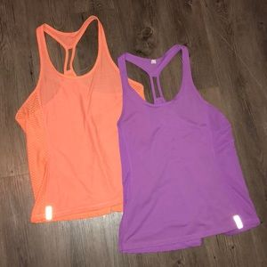 Under Armour workout tanks